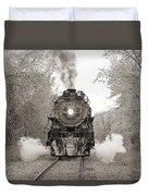 Engine 261 Duvet Cover