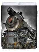 Engine 460 Duvet Cover