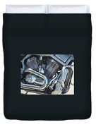 Engine Close-up 1 Duvet Cover