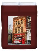 Engine Company 47 Duvet Cover
