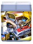 Engine Compartment 5 Duvet Cover