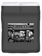 Engine - Farmall Tractor  Duvet Cover