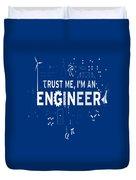 Engineer Duvet Cover
