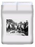 England: Cowboys, C1900 Duvet Cover