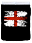 England Gift Country Flag Patriotic Travel Shirt Europe Light Duvet Cover