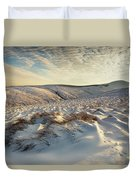 England, Northumberland, Harthope Valley Duvet Cover