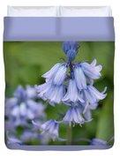 English Bluebell Duvet Cover