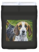 English Foxhound Duvet Cover