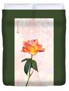 English Garden Rose Duvet Cover