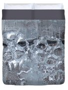 Engrenage De Glace / Iced Gear Duvet Cover