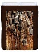 Enkhuizen Fishing Nets Duvet Cover