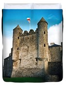 Enniskillen Castle Northern Ireland Duvet Cover