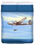 Enola Gay Duvet Cover by Marc Stewart