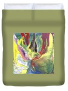 Entity From The Fourth Dimension Duvet Cover