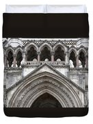 Entrance Arches Duvet Cover