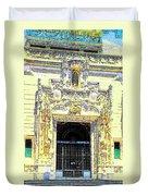 Entrance Casa Grande Duvet Cover