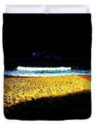 Entrance To Infinity Duvet Cover by Eikoni Images