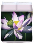 Entwined... Duvet Cover by Cindy Lark Hartman
