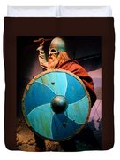 Epcot Viking Duvet Cover