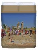 Ephesis Period Performers Duvet Cover