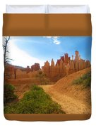 Epic Bryce Canyon Duvet Cover