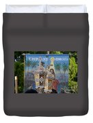 Epiphany Celebration Duvet Cover