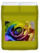 Equality Rose Duvet Cover