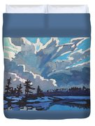 Equinox Cold Front Duvet Cover