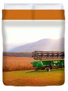 Equipment For Agriculture 2 Duvet Cover