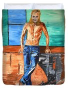 Eric Northman Duvet Cover