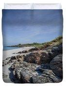 Eriskay Beach Duvet Cover