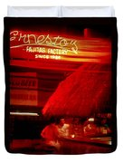 Ernesto's Duvet Cover
