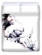Erotic 5 Duvet Cover