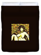Erotic Desire Duvet Cover