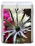 Eryngium Thistle Duvet Cover