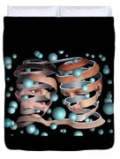 Escher Remastered II Duvet Cover
