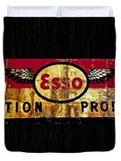 Esso Circa 1920's Duvet Cover