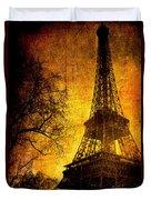 Esthetic Luster Duvet Cover