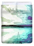 Estuary Duvet Cover