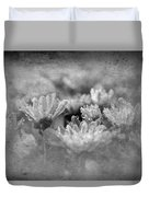 Etched In Stone 6 Duvet Cover