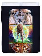 Eternal Nature Of Our Universe Duvet Cover