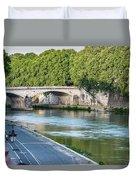 Eternal Tiber Duvet Cover