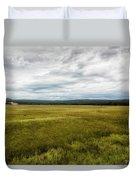 Eternal Yellowstone Duvet Cover