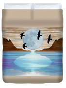 Eternity Duvet Cover