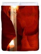 Ethereal Light Duvet Cover
