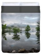 Ethereal Reflections Duvet Cover