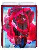 Etoile De Holland Rose Duvet Cover