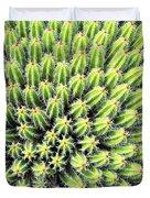 Euphorbia Duvet Cover
