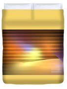 Europa Sunrays Duvet Cover