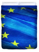 European Flag Duvet Cover